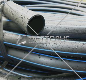 Труба полиэтиленовая ПЭ 50 мм в Таганроге