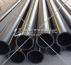 Труба полиэтиленовая ПЭ 110 мм в Таганроге