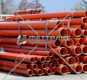 Труба канализационная в Таганроге