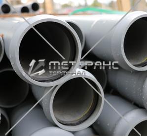 Труба канализационная 100 мм в Таганроге