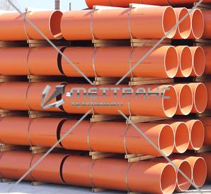 Труба канализационная 250 мм в Таганроге