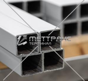 Профиль алюминиевый квадратный в Таганроге